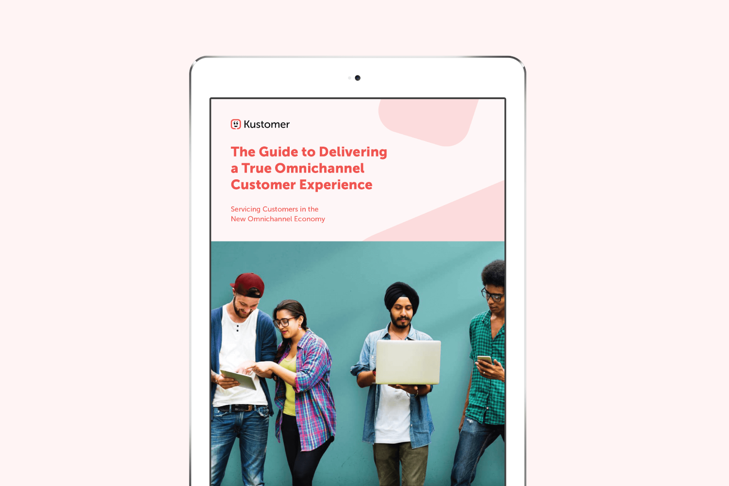 The Guide to Delivering True Omnichannel Support Featured