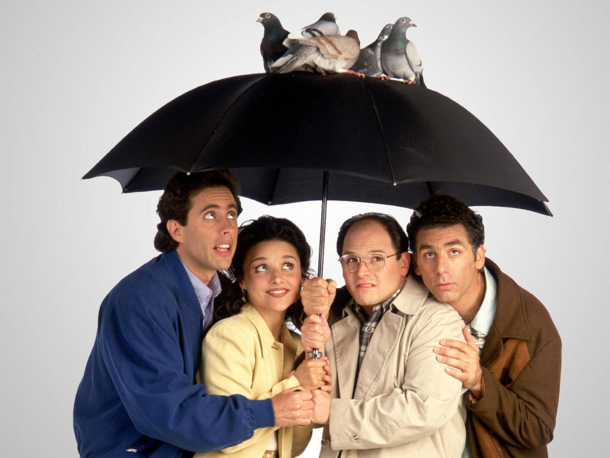 "3 Seinfeld Situations That Made Us Want to Shout ""Serenity Now!"""