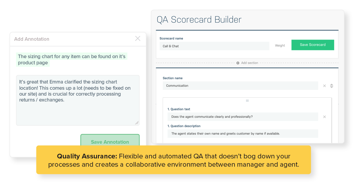Streamline the QA Process and Make it Actionable Inline