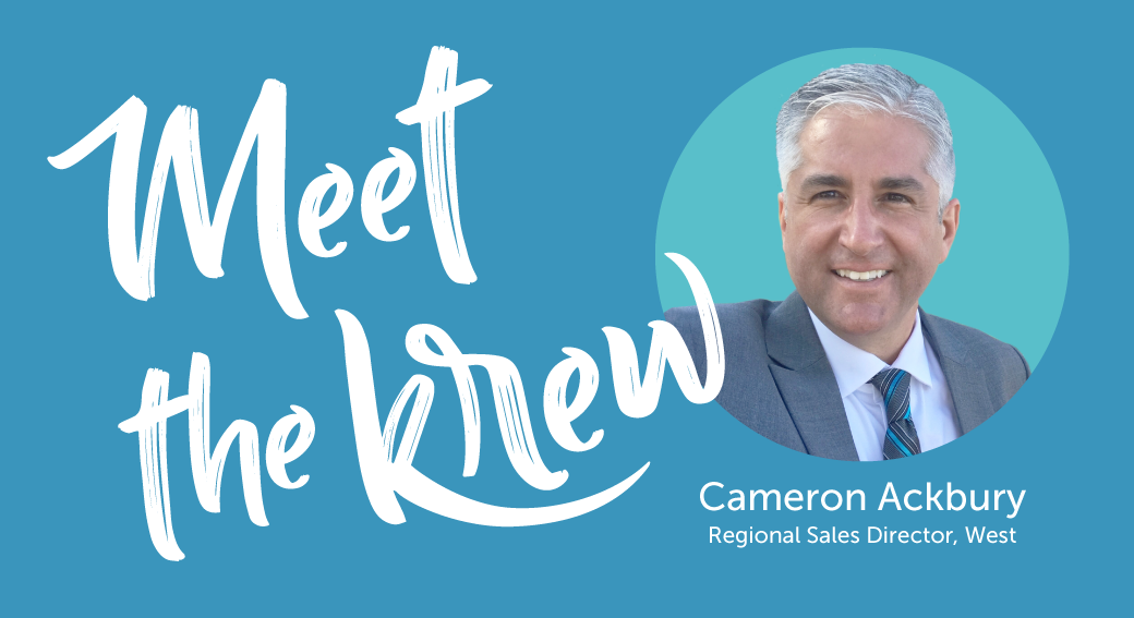 Meet the Krew: Cameron Ackbury