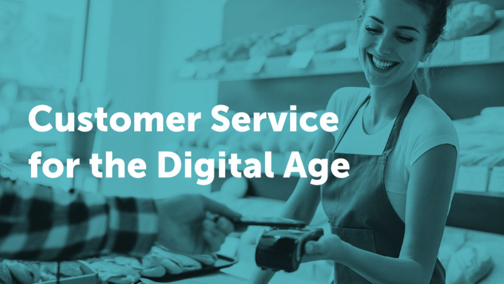 Customer Service for the Digital Age Blog Header