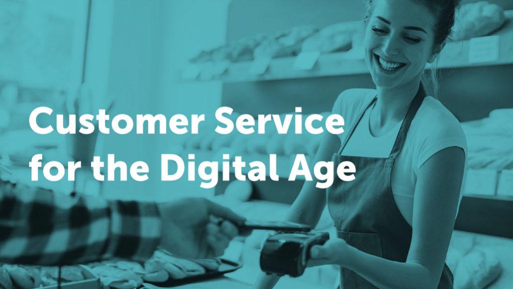 Customer Service for the Digital Age Blog Header