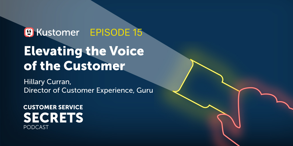 Elevating the Voice of the Customer with Hillary Curran TW