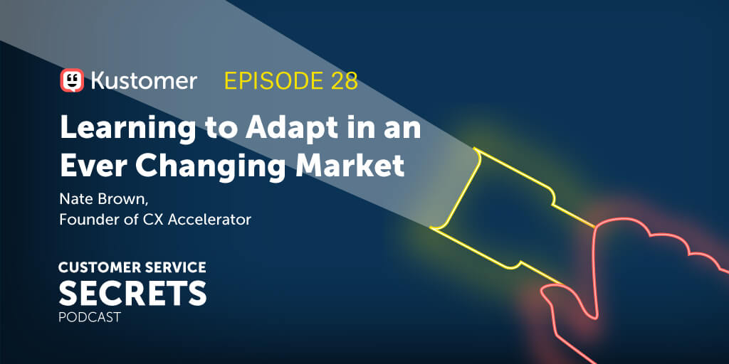 Learning to Adapt in an Ever Changing Market With Nate Brown TW