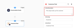 Keep Complex Workflows Organized with Step Descriptions