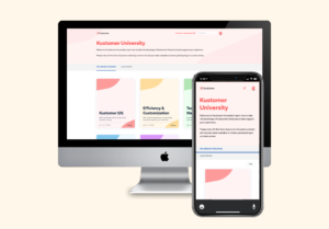 Meet Kustomer University, an On-Demand Learning Platform