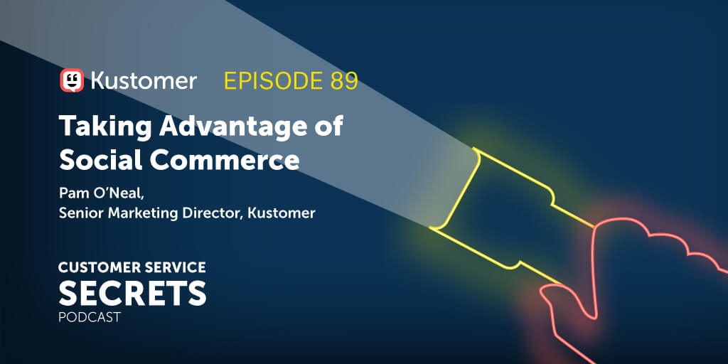 Taking Advantage of Social Commerce with Pam O'Neal