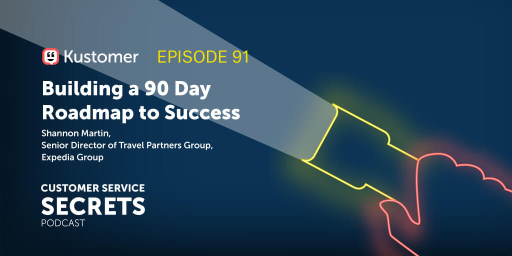 Building a 90 Day Roadmap to Success and 3 Simple Tips with Shannon Martin